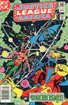 Cover Thumbnail for Justice League of America (1960 series) #213 [Canadian Newsstand Edition]