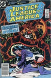 Cover Thumbnail for Justice League of America (1960 series) #255 [Canadian Newsstand]