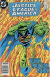 Cover Thumbnail for Justice League of America (1960 series) #256 [Canadian]