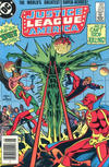 Cover Thumbnail for Justice League of America (1960 series) #226 [Canadian Newsstand Edition]