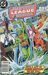 Cover Thumbnail for Justice League of America (1960 series) #228 [Canadian Newsstand Edition]