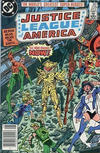 Cover Thumbnail for Justice League of America (1960 series) #229 [Canadian Newsstand Edition]
