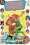 Cover Thumbnail for Justice League of America (1960 series) #242 [Canadian Newsstand Edition]