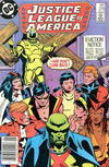 Cover Thumbnail for Justice League of America (1960 series) #246 [Canadian Newsstand Edition]