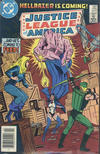Cover Thumbnail for Justice League of America (1960 series) #225 [Canadian Newsstand Edition]