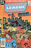 Cover Thumbnail for Justice League of America (1960 series) #221 [Canadian Newsstand Edition]