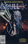 Cover Thumbnail for Krull (1983 series) #1 [Canadian Newsstand Edition]