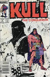 Cover Thumbnail for Kull the Conqueror (1983 series) #8 [Canadian Newsstand Edition]