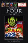 Cover for Die offizielle Marvel-Comic-Sammlung (Hachette [DE], 2013 series) #4 - Fantastic Four: Galactus