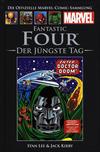 Cover for Die offizielle Marvel-Comic-Sammlung (Hachette [DE], 2013 series) #5 - Fantastic Four: Der jüngste Tag