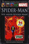 Cover for Die offizielle Marvel-Comic-Sammlung (Hachette [DE], 2013 series) #6 - Spider-Man: Nie mehr Spider-Man!
