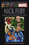 Cover for Die offizielle Marvel-Comic-Sammlung (Hachette [DE], 2013 series) #8 - Nick Fury: Agent von SHIELD, Teil 1