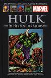 Cover for Die offizielle Marvel-Comic-Sammlung (Hachette [DE], 2013 series) #22 - Hulk: Im Herzen des Atoms