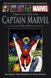 Cover for Die offizielle Marvel-Comic-Sammlung (Hachette [DE], 2013 series) #24 - Leben und Tod von Captain Marvel, Teil Eins