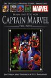 Cover for Die offizielle Marvel-Comic-Sammlung (Hachette [DE], 2013 series) #25 - Leben und Tod von Captain Marvel, Teil Zwei