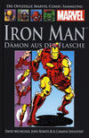 Cover for Die offizielle Marvel-Comic-Sammlung (Hachette [DE], 2013 series) #1 - Iron Man: Dämon aus der Flasche