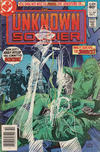 Cover Thumbnail for Unknown Soldier (1977 series) #268 [Newsstand]