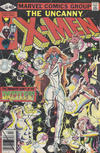 Cover Thumbnail for The X-Men (1963 series) #130 [Whitman Variant]