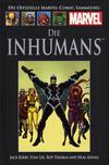 Cover for Die offizielle Marvel-Comic-Sammlung (Hachette [DE], 2013 series) #10 - Die Inhumans