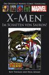 Cover for Die offizielle Marvel-Comic-Sammlung (Hachette [DE], 2013 series) #16 - X-Men: Im Schatten von Sauron