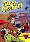 Cover for Davy Crockett (L. Miller & Son, 1956 series) #23