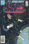 Cover Thumbnail for The Legion of Super-Heroes (1980 series) #306 [Canadian]