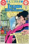 Cover for The Legion of Super-Heroes Annual (DC, 1982 series) #2 [Canadian]
