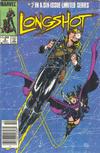Cover for Longshot (Marvel, 1985 series) #2 [Canadian]