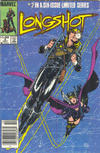 Cover Thumbnail for Longshot (1985 series) #2 [Canadian]