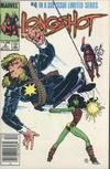 Cover for Longshot (Marvel, 1985 series) #4 [Canadian]