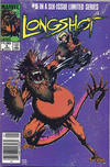 Cover Thumbnail for Longshot (1985 series) #5 [Canadian]