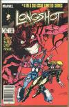 Cover for Longshot (Marvel, 1985 series) #6 [Canadian]
