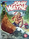 Cover for John Wayne Adventure Comics (World Distributors, 1950 ? series) #14