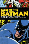 Cover for Tales of the Batman: Gerry Conway (DC, 2017 series) #1