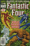 Cover Thumbnail for Marvel Action Hour, Featuring the Fantastic Four (1994 series) #1 [Newsstand]