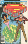 Cover Thumbnail for The Man of Steel (1986 series) #1 [Canadian]