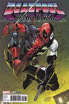 Cover for Deadpool: Back in Black (Marvel, 2016 series) #1 [Rob Liefeld Color]