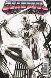 Cover for Deadpool: Back in Black (Marvel, 2016 series) #1 [Dale Keown Black and White]