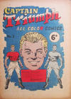 Cover for Captain Triumph Comics (K. G. Murray, 1947 series) #3