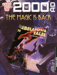 Cover Thumbnail for 2000 AD (Rebellion, 2001 series) #2044