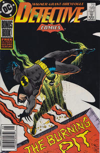 Cover Thumbnail for Detective Comics (DC, 1937 series) #589 [Newsstand]