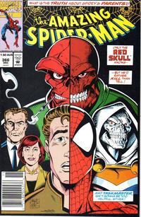 Cover Thumbnail for The Amazing Spider-Man (Marvel, 1963 series) #366 [Australian]