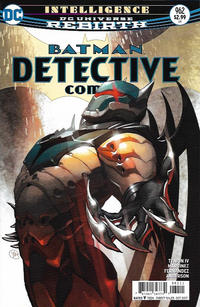 Cover Thumbnail for Detective Comics (DC, 2011 series) #962