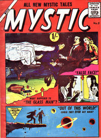 Cover Thumbnail for Mystic (L. Miller & Son, 1960 series) #5