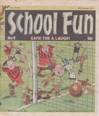 Cover Thumbnail for School Fun (IPC, 1983 series) #9