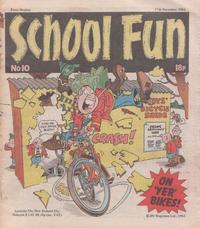 Cover Thumbnail for School Fun (IPC, 1983 series) #10