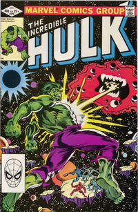 Cover Thumbnail for The Incredible Hulk (Marvel, 1968 series) #270 [Direct]