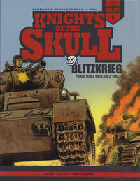 Cover Thumbnail for Knights of the Skull (Schiffer Publishing Ltd, 2017 series) #1 - Blitzkrieg