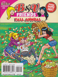 Cover Thumbnail for B&V Friends Double Digest Magazine (Archie, 2011 series) #255
