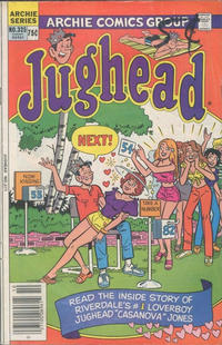 Cover Thumbnail for Jughead (Archie, 1965 series) #325 [Canadian]